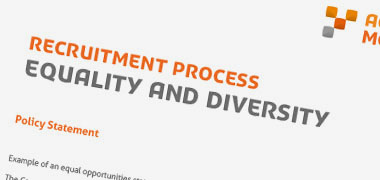 Equality And Diversity Statement